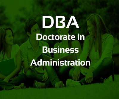 الدكتوراه المهنية في إدارة الأعمال (DBA)