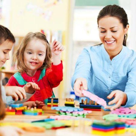 بكالوريوس التربية في تخصص رياض الأطفال