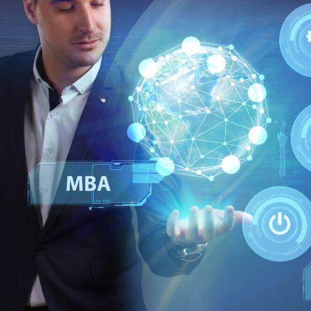 الماجستير المهني في إدارة الأعمال (MBA)